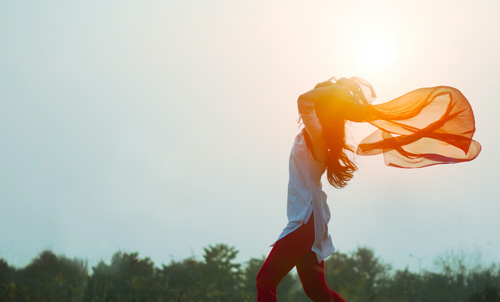 7 mantra to let go of what life should be like