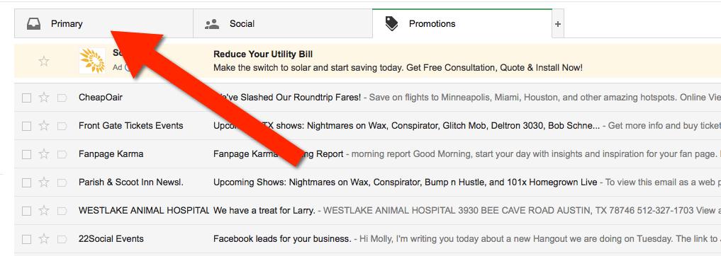 White-listing_Gmail