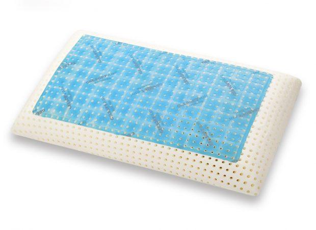 memory foam pillow model gel soap shaped
