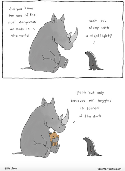 liz climo webcomics