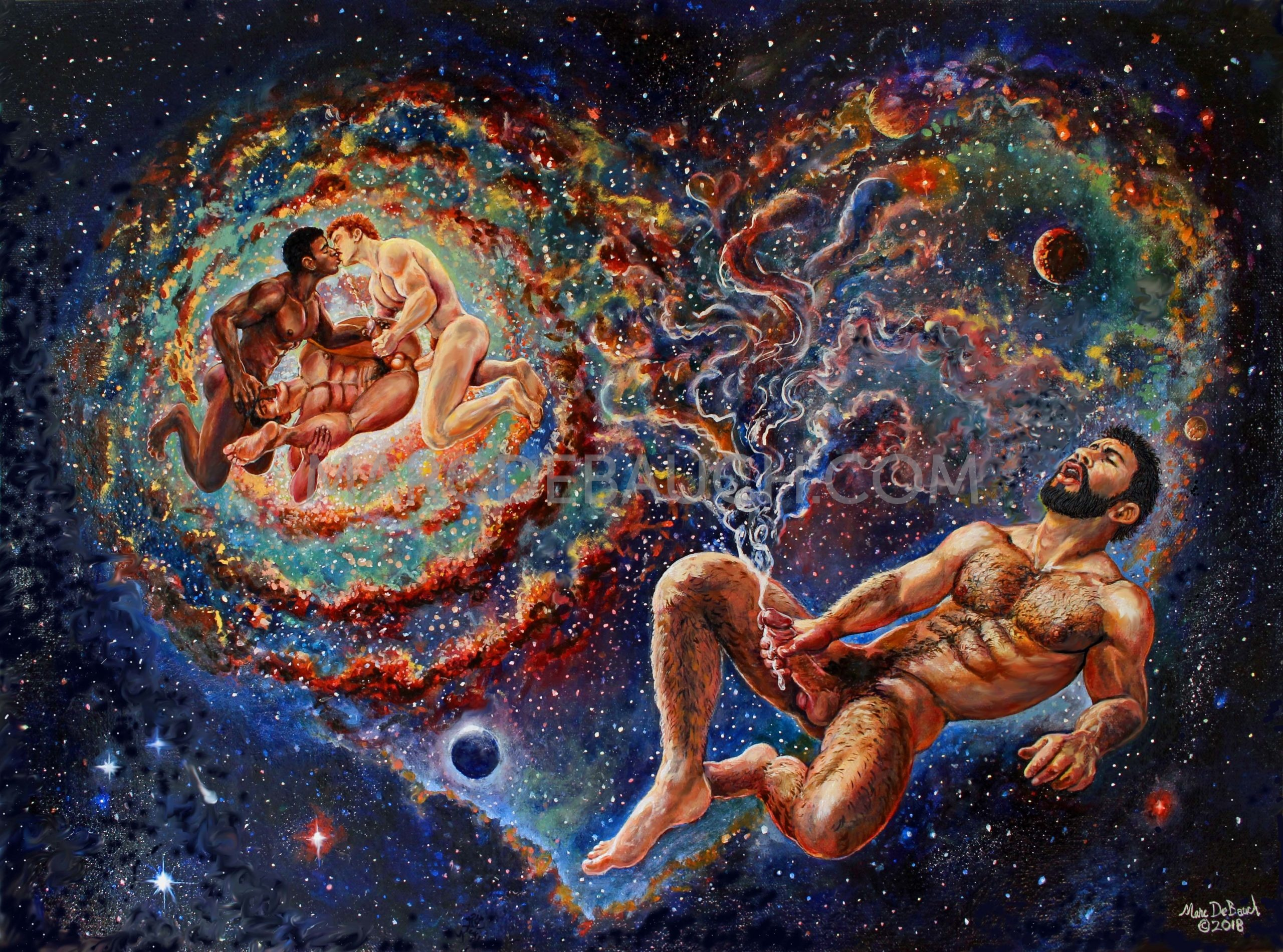 COSMIC LOVE, COSMIC LUST