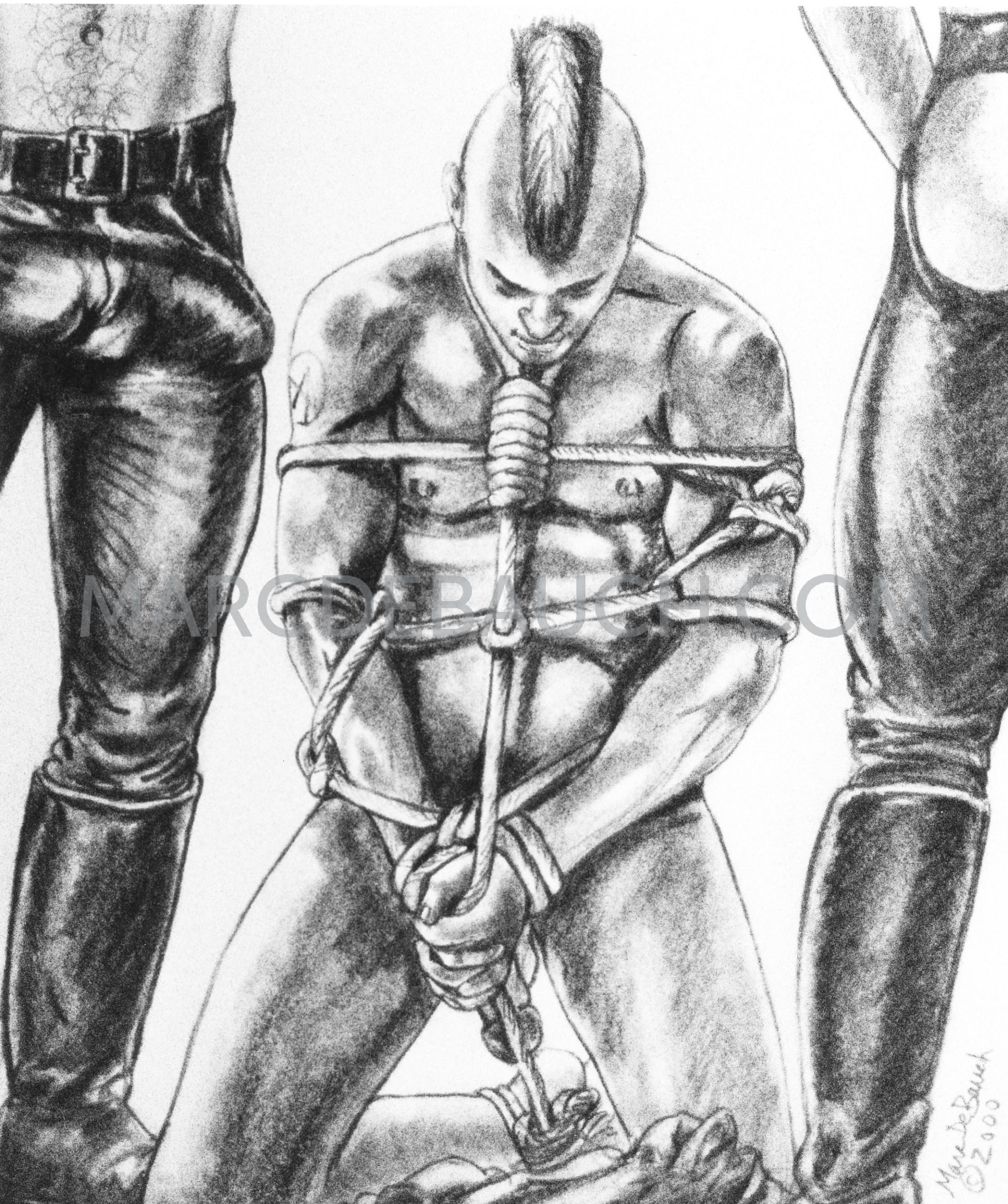 PUNK IN BONDAGE