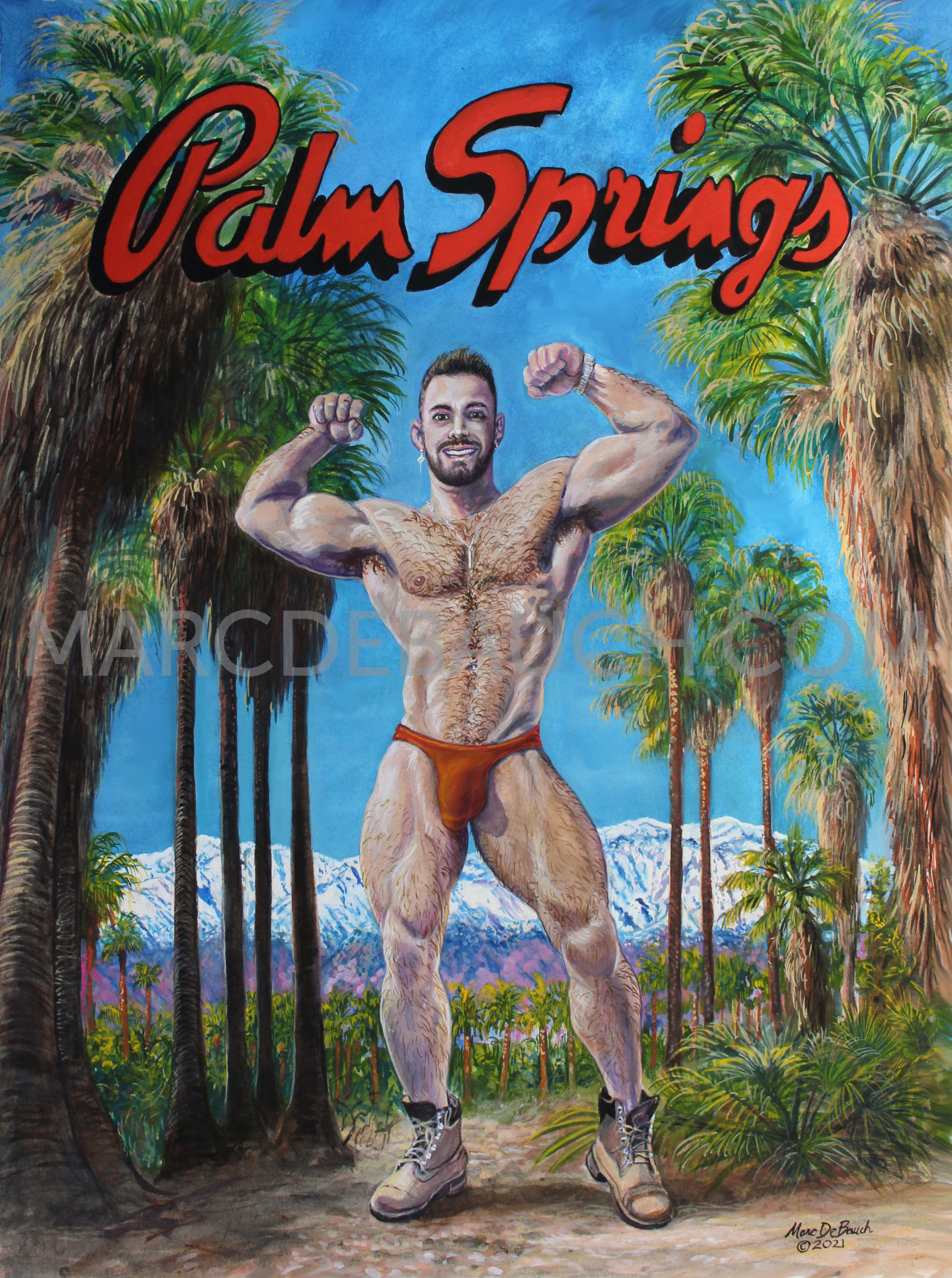 real Palm Springs