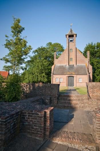 De NH kerk in Nederhemert-Zuid