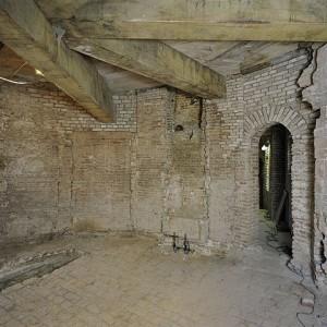 De toren in kasteel Nederhemert.
