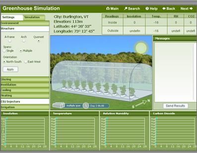 Virtual Greenhouse Simulator  MarcelaPineroscom