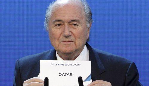 WK Voetbal Qatar 2022 in de winter?