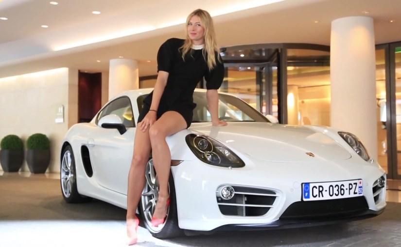 De 'Sharapova BV' draait weer op volle toeren