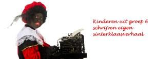 Kinderen schrijven sinterklaasverhaal
