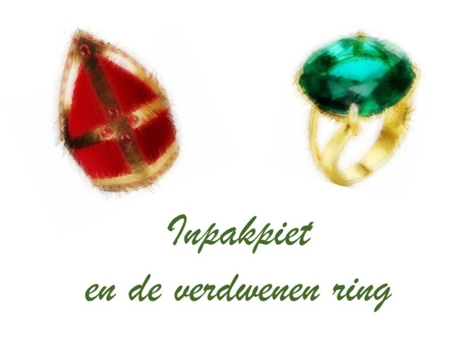 Inpakpiet en de verdwenen ring