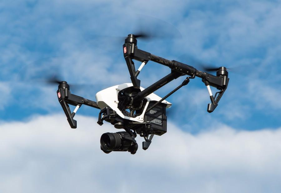 5 Ways Drones are Transforming Life across the Planet