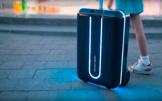The Suitcase Robotics
