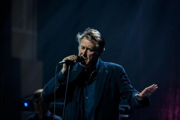 Bryan Ferry in De Vereeniging Nijmegen