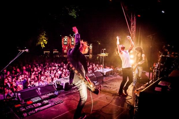 Navarone @ Valkhof Festival Nijmegen