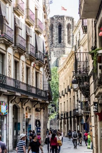 Barcelona door Marcel Krijgsman