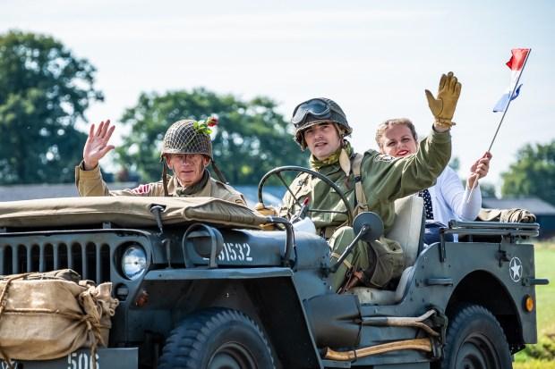 Operation Market Garden route
