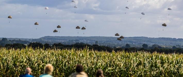 75 jaar 'Operation Market Garden' – een moment om stil bij te staan