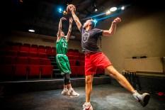 Theater als fitnessruimte