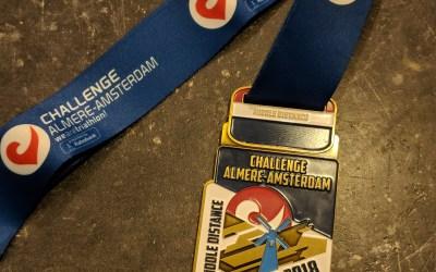 Verslag Halve Triathlon Challenge Almere-Amsterdam 2018