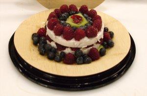 Fresh Fruit and Mascarpone