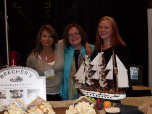 The Lady with The Beechers Handmade Cheese Ladies