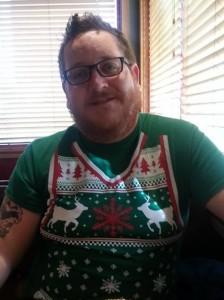 Sean Riley - Love the shirt!!!