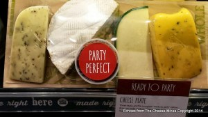 Whole Foods' Cheese Plate with Board $14.99