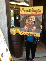 Jane Bauer in Italy