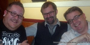 Nathan Aldridge, Murray's Cheese, far right