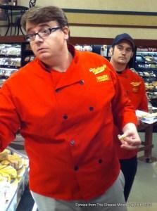 Nathan Aldridge, Murray's Cheese