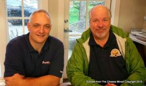 Tim Gaddis and Allin Tallmadge ACS CCPs