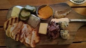 Grove Park Inn Cheese Plate