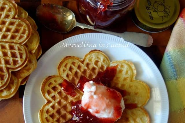 Buttermilk Cardamom Waffles –  A Baker's Odyssey Challenge #52