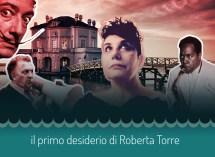 Intervista Roberta Torre Premio Marcellino De Baggis