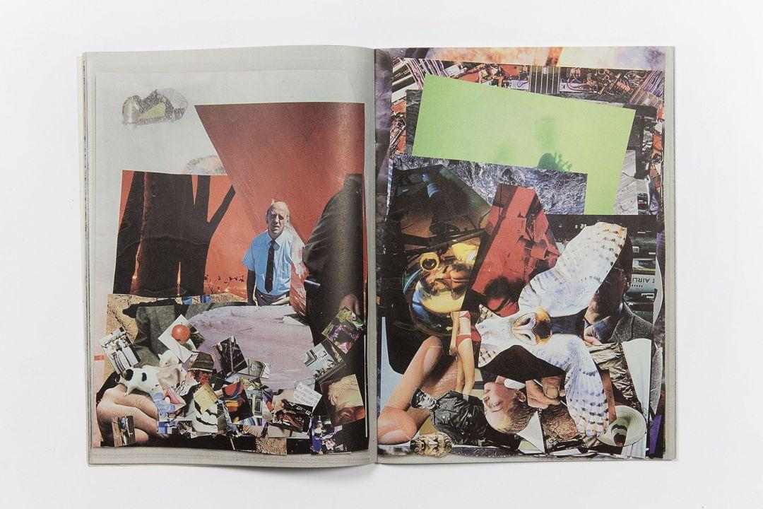 Collage kaleidoscope