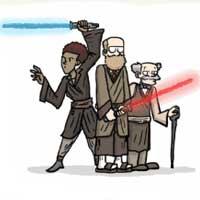 O que professores universitários e Jedis têm em comum?