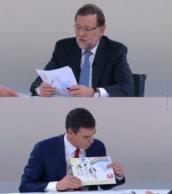 nivel-del-debate-Pedro-Sanchez-Mariano-Rajoy