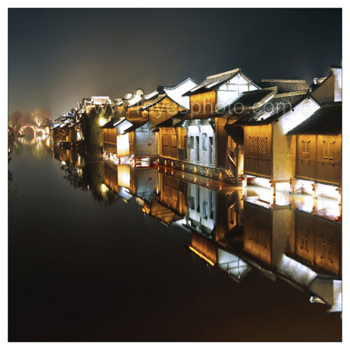 Wuzhen urban photography