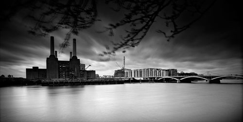 Battersea Power Station urban photography