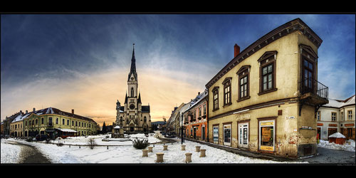 Hungarian cityscapes urban photography
