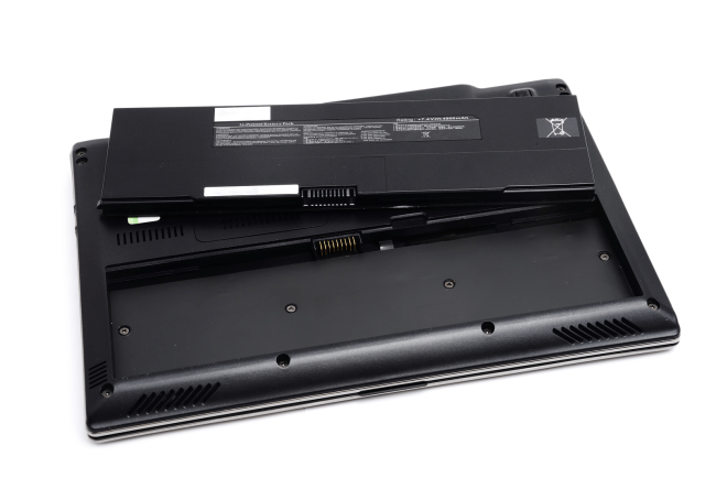 bateria extraida de una notebook