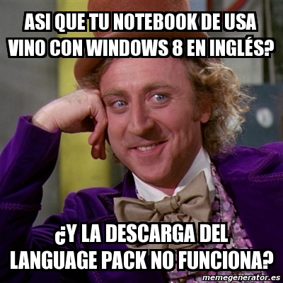 meme windows 8 en ingles