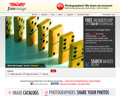 Bancos de imagenes gratuitos