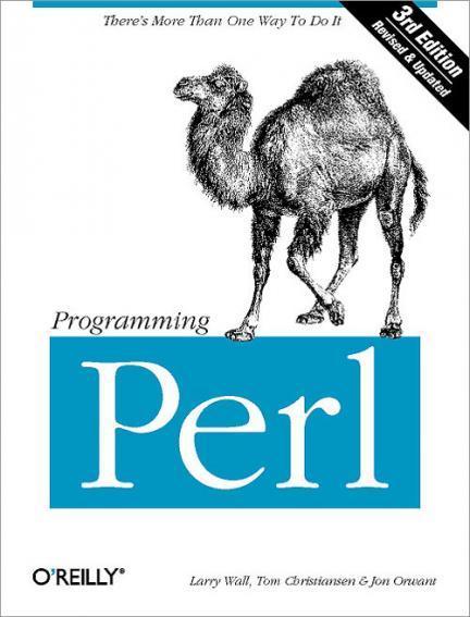 camello oreilly perl