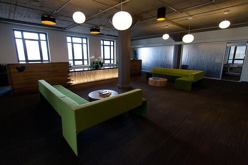 9th Floor Reception