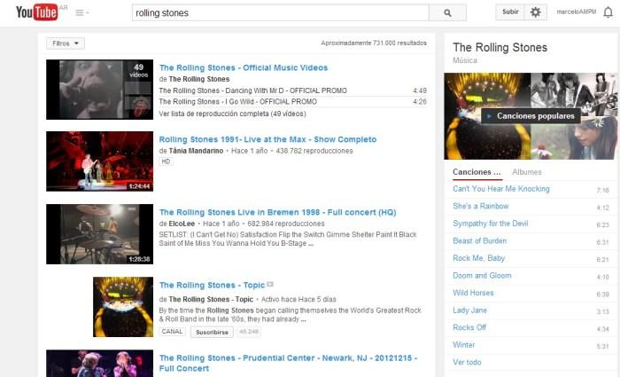 youtube rollings