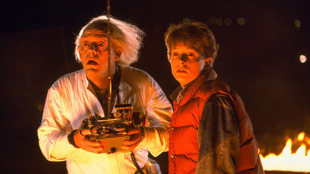 Of course everyone remembers the near-perfect film Back to the Future . But did you know the classic 1985 film has one of the best Easter eggs ever?