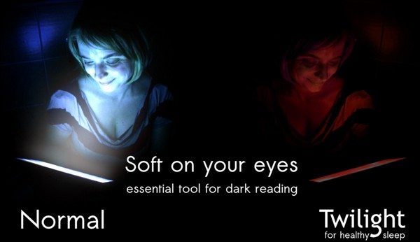 cuidar ojos lectura nocturna