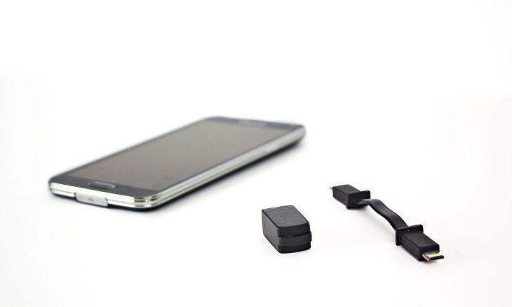 Pasar energía de un smartphone a otro