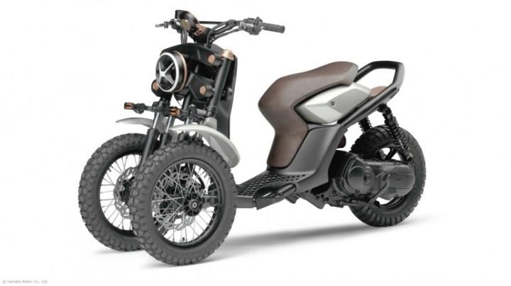 motos del futuro